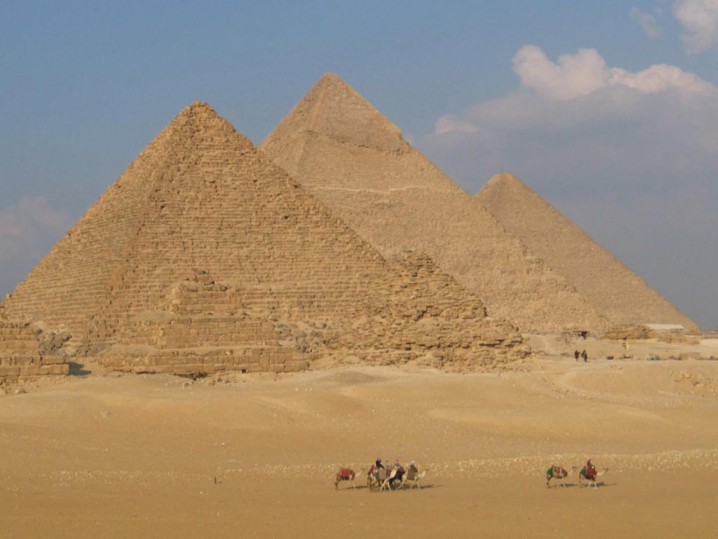 Piramides Cairo