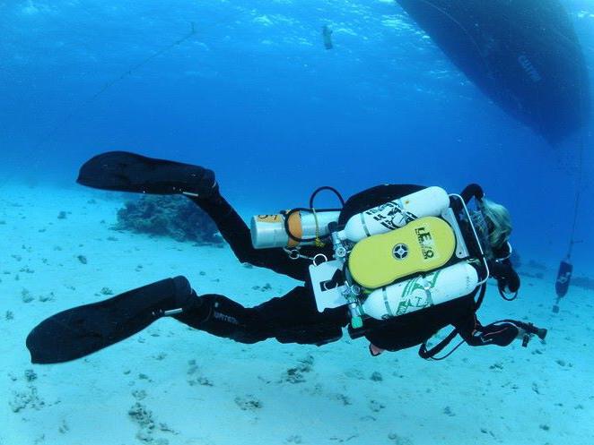 technisch duiken