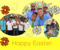 Happy Easter from the Nemo-Team